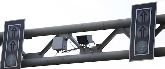 Онлайн камеры на границе Украины со Словакией