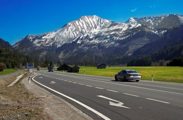 Авто из Австрии