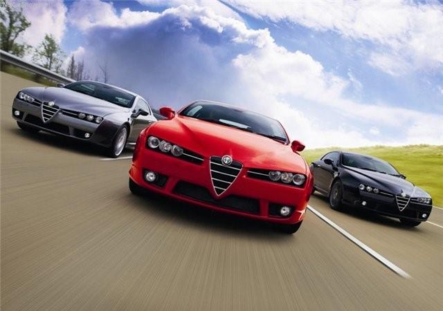 Автомобили Италии