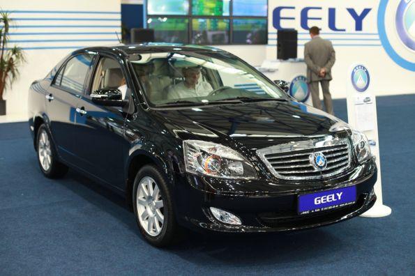Авто из Китая