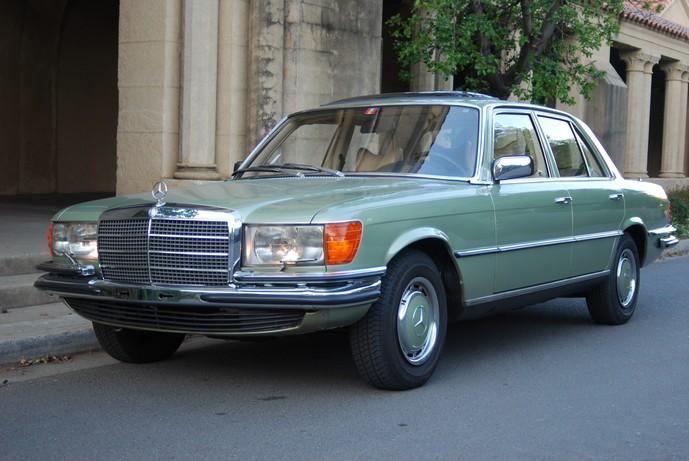 Mercedes W116