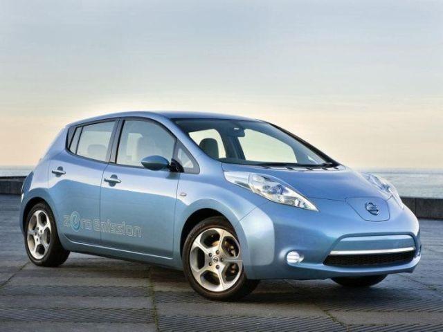 Электроавтомобили - седан